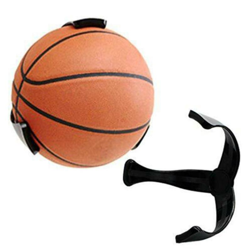 Ball Claw Basketball Holder Plastic Stand Support Football Soccer Rugby Standing Supplies Home Storage Holders