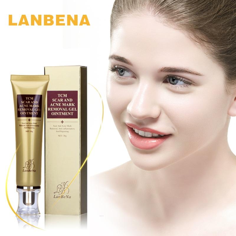 LANBENA Cream Acne Scar Removal creme Face Cream Skin Repair  Spots Ac