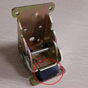 Image 2 - 4 paket kilidi açılır kapanır masa yatak bacak ayak çelik katlanır katlanabilir destek braketi vida