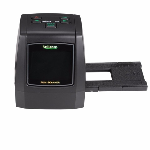 scanner de filme foto rapida impresso alta