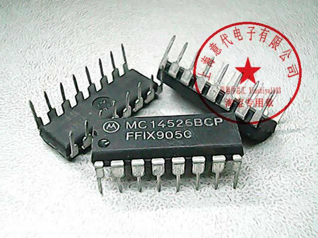 5 шт. mc14526p10 MOT 4526
