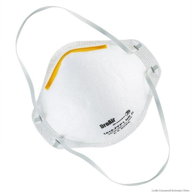 9pcs FFP1 MASK ,anti dust protective mask, prevent flu 3