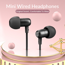 Earphone Universal 3.5mm Jack Headset Earbuds Sport Bass Handsfree Earphone For Phone Meizu Sony Xiaomi Huawei Gaming Headset