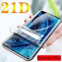 Pellicola Ultra Silicone Hydrogel per Google Pixel 5 4XL 3a XL 3 4a 2XL 2 4a 5G pellicola protettiva per schermo in TPU con copertura curva completa senza vetro