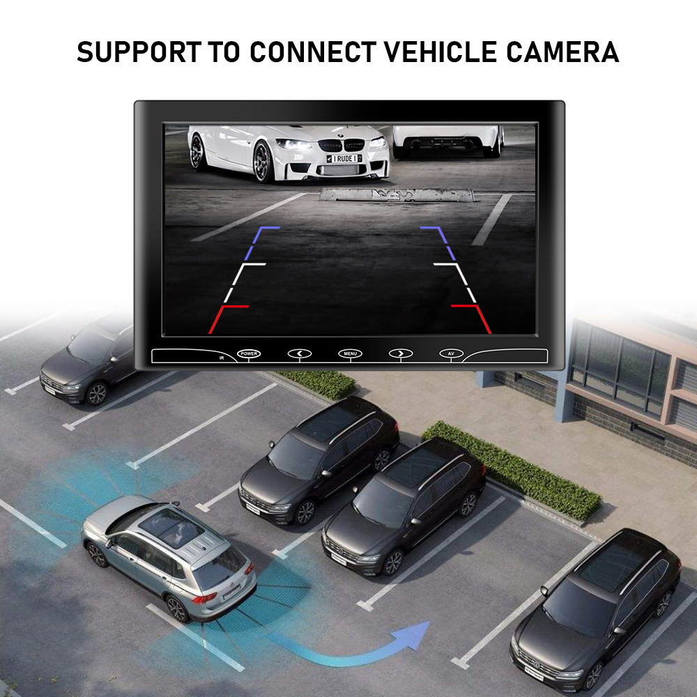 lowest price Car Reversing Rear View Camera For Volkswagen Passat B6