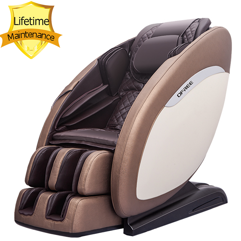 Lifetime Warranty S5 Top Luxury Massage Chair Zero Gravity Massage Chair 3D Smart Chair SL Track Heating Massage Office Chair