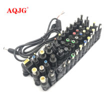 56 Pcs Universele Laptop Ac Dc Jack Power Supply Adapter Connector Plug Voor Hp IBM Dell Apple Lenovo Acer Toshiba notebook Kabel(China)