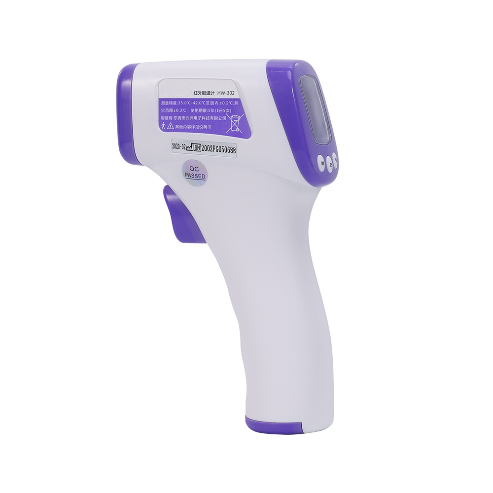 Image 2 - 2020 Infrared Forehead Body Thermometer Gun Muti fuction  Baby/Adult Digital Termomete Non contact Temperature Measurement  DeviceThermometers