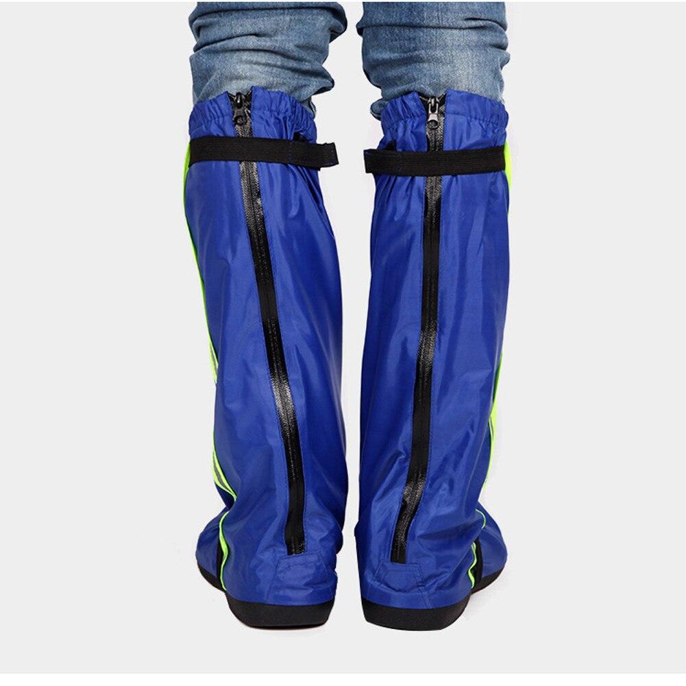 Мужская и женская обувь для взрослых на открытом воздухе, водонепроницаемая обувь, ткань Оксфорд, непромокаемые сапоги, толстая подошва, св...