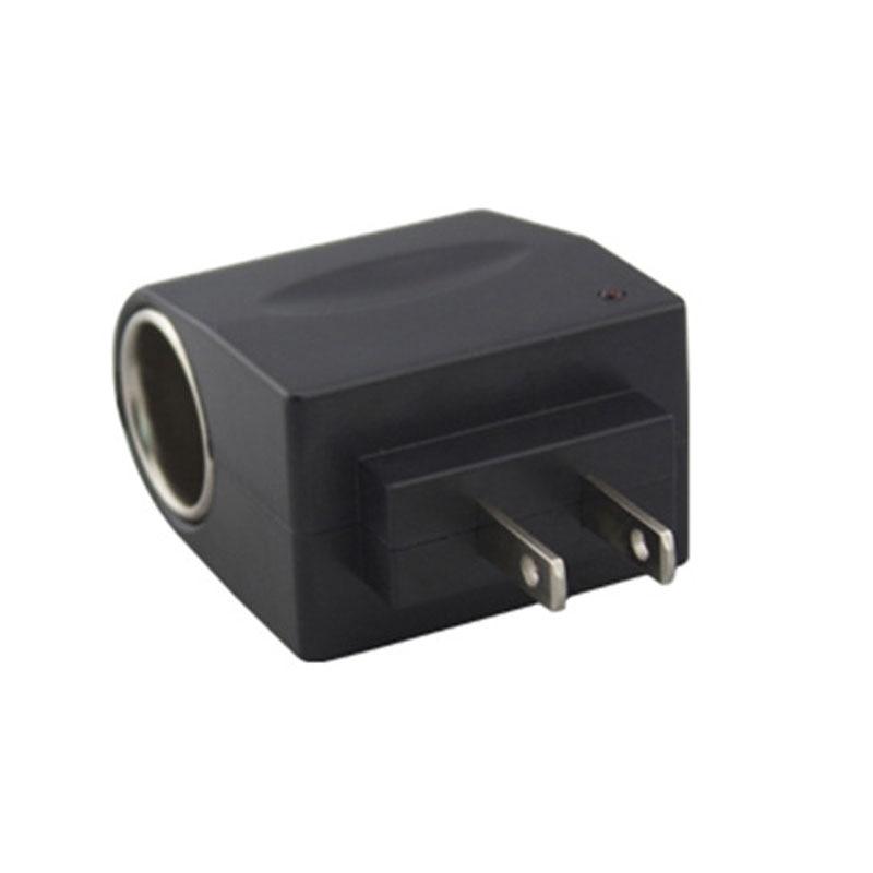ABŞ-dan 12V-lik ev avtomobil şarj adapteri üçün siqaret - Cib telefonu aksesuarları və hissələri - Fotoqrafiya 4