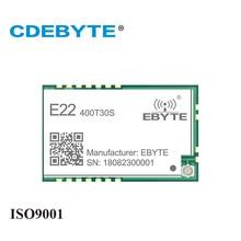 Transceiver-Module SX1262 Wireless UART RF Work-Cdebyte 433mhz 1W 30dbm E22-400T30S Rssi-Net