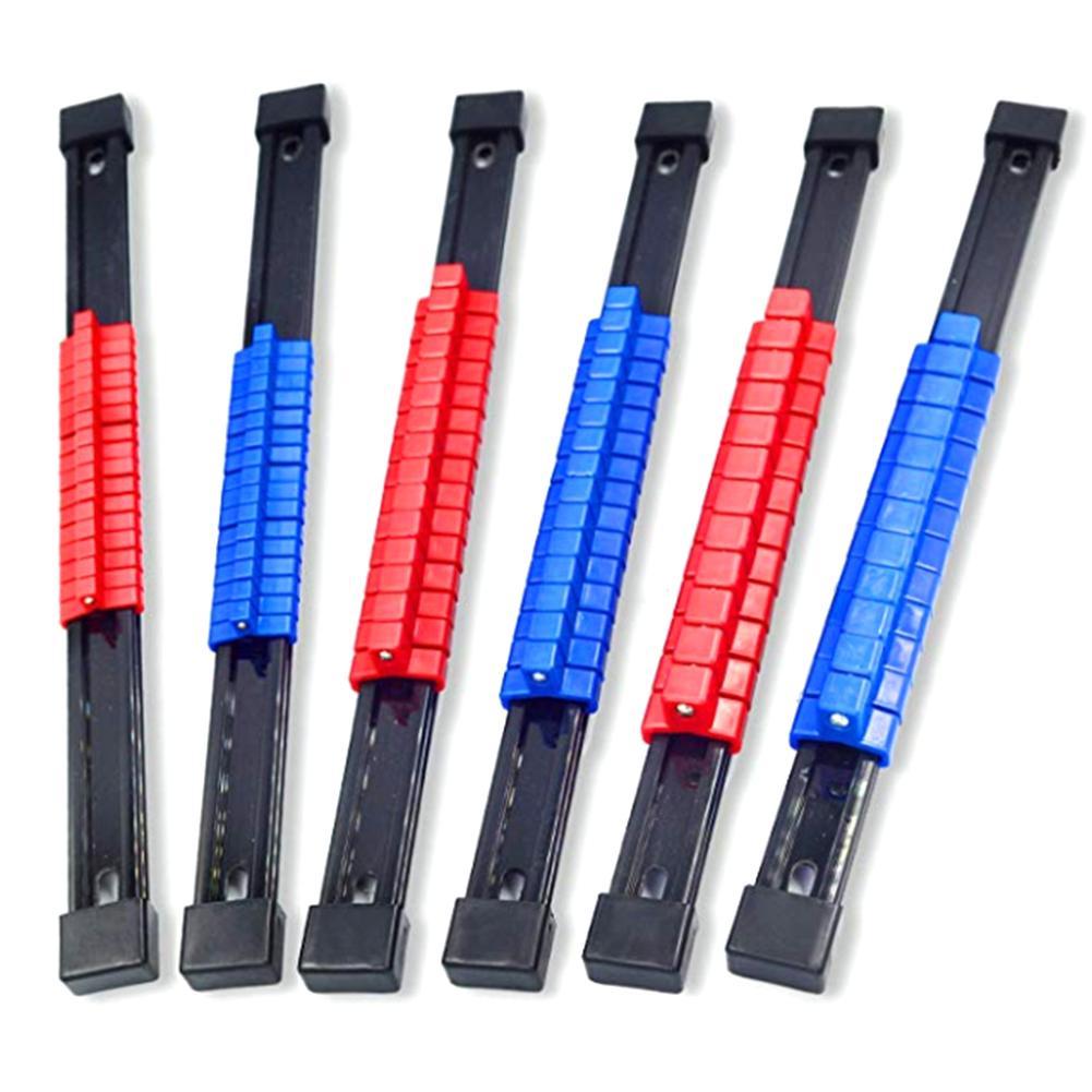 6PCS Socket Organizer ABS Portable Socket Rail Holder With 32PCS 1/4 Inch 30PCS 3/8 Inch 24PCS 1/2 Inch