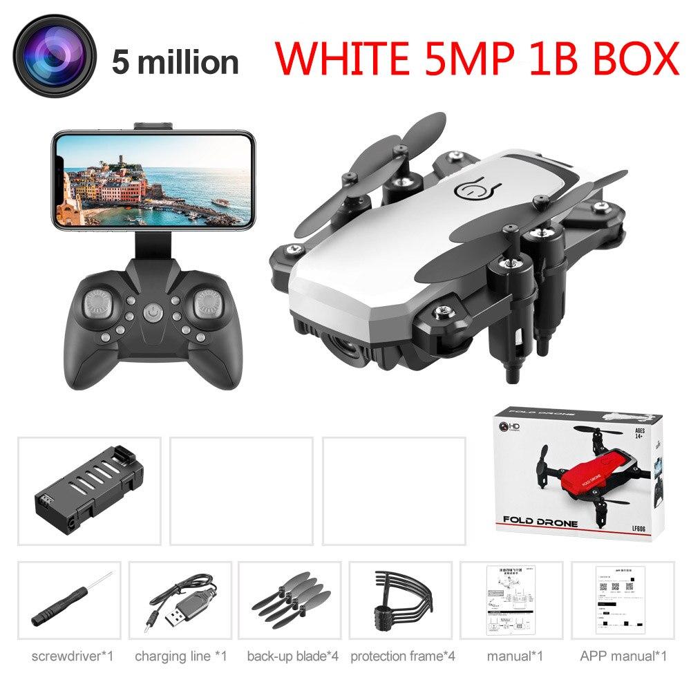 White 5MP 1B Box