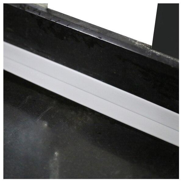 Hot Sale Self Adhesive Bath Wall Sealing Strip Sink Basin Edge Trim 22mmx3.2m white|Sealing Strips| |  - title=