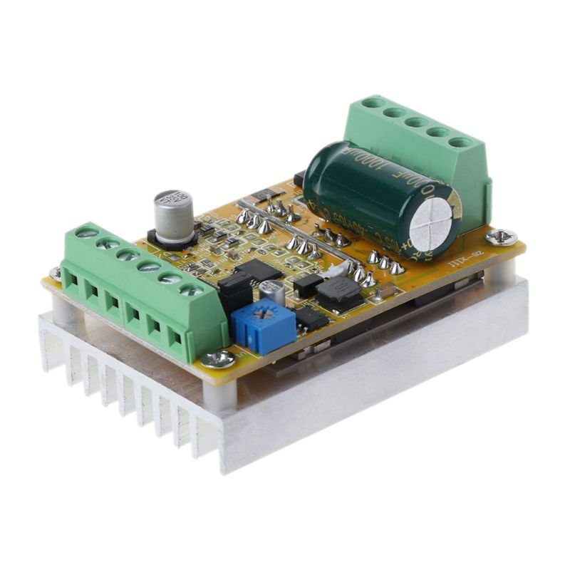 350W 5-36V Brushless Controller BLDC Wide Voltage High Power Three-phase Random Color