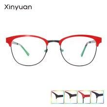 M005 женские оптические очки для близорукости оправа очков унисекс