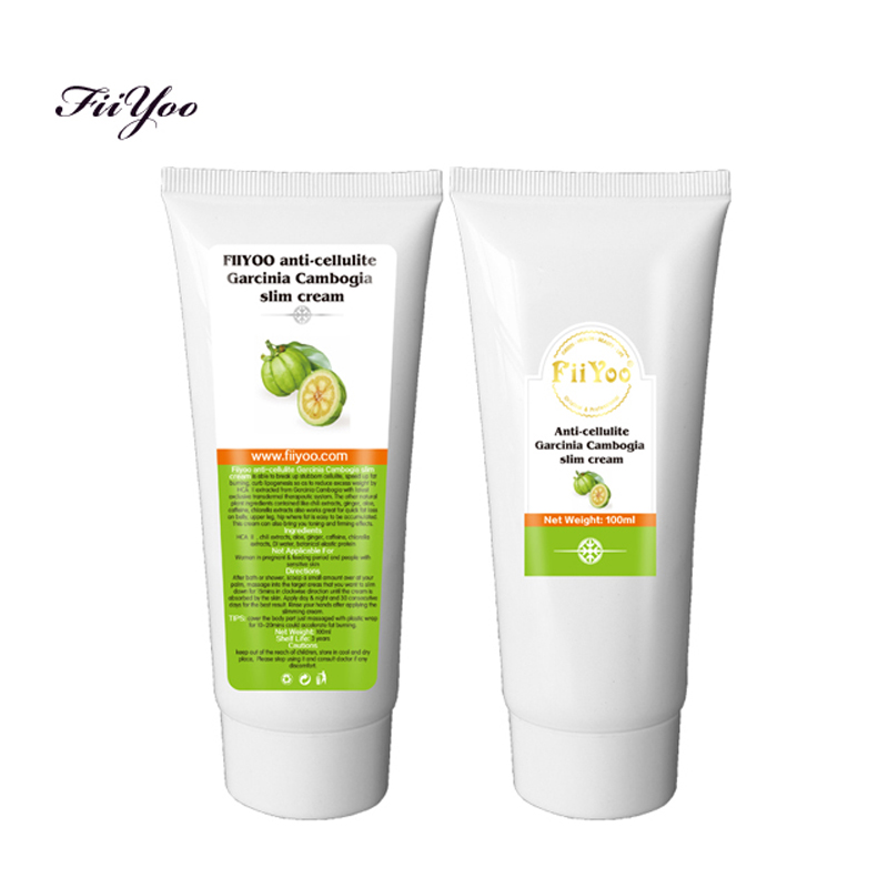 (2 tubes) FiiYoo pure garcinia cambogia extract Slimming Anti Cellulite Fat Burner Weight Loss Creams Leg Body Waist Effective
