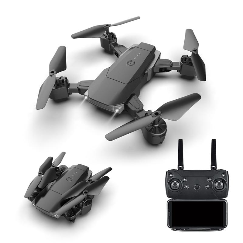 K2 4K WiFi FPV HD Camera Drones Dual-camera Four-axis FPV HD Camera Altitude Hold Headless Mode One Key Return Quadcopter