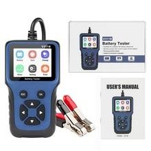 Car Charging Cricut Load Test Analyzer Tool V311B Auto Diagnostic Tool 12V Car Battery Charger Automotive Battery Detector