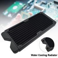 G1/4 With Screws CPU Heatsink Water Cooling Radiator Liquid Copper Industrial Laptop Computer Professional Accessories Desktop