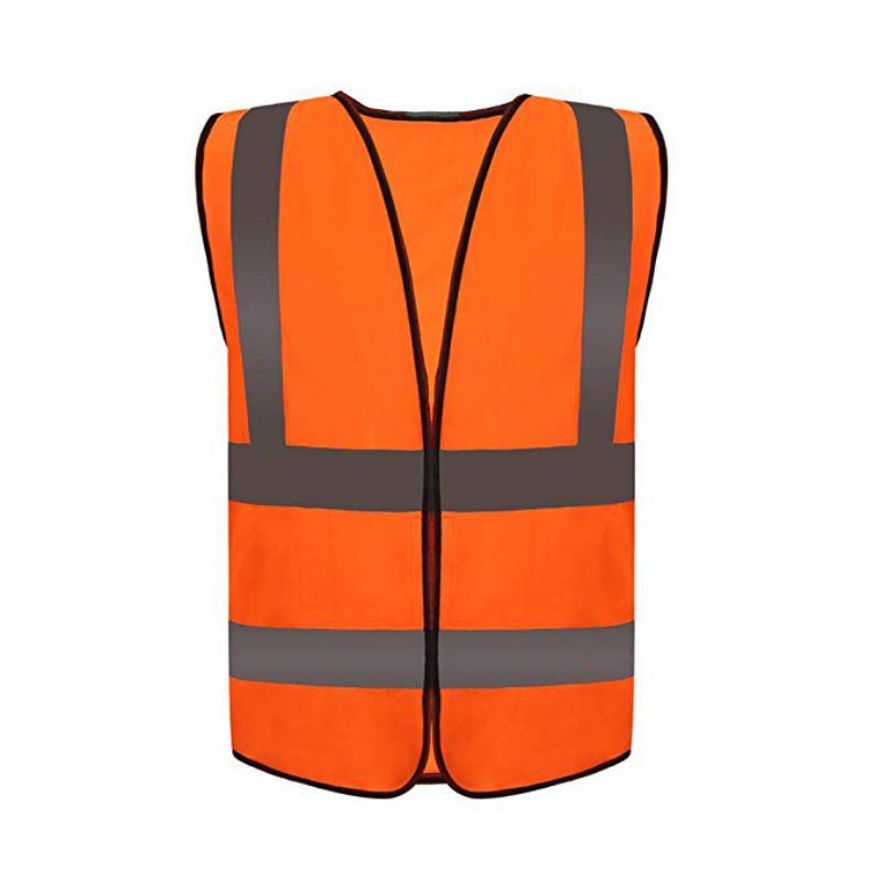 Professional High-quality Fashion Outdoor Hiking Camping Fishing High Visibility Safety Reflective Vest Jacket Outdoor Clothing