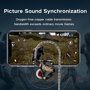 Image 3 - New OS1 6D Stereo In ear Earphone Headphones Wired Control Bass Sound Earbuds for iPhone Xiaomi Huawei 3.5mm Type c Earphones