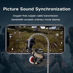 Image 3 - חדש OS1 6D באוזן סטריאו אוזניות אוזניות Wired בקרת בס קול אוזניות עבור iPhone Xiaomi Huawei 3.5mm סוג c אוזניות