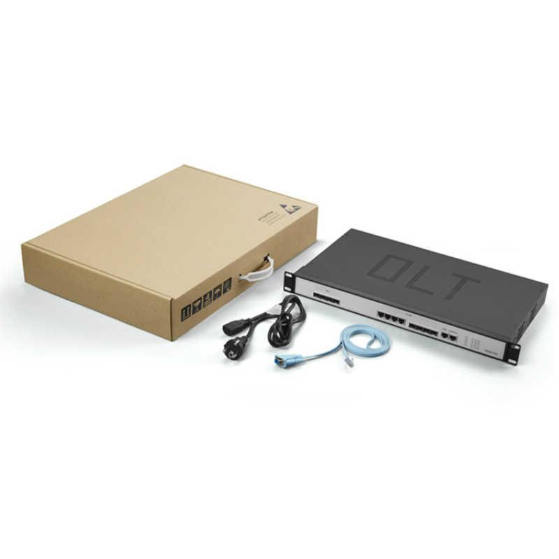 4 porta pon 4 SFP slot di epon 4 porta PON mini in fibra ottica ftth OLT 4 porta SFP PX20 + PX20 + + PX20 + + + 10/100/1000Mauto-negotiable