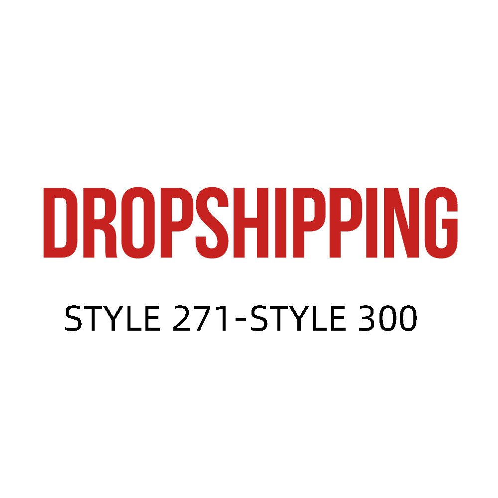 US DROPSHIP LINK ADULT STYLE 0271-STYLE 300
