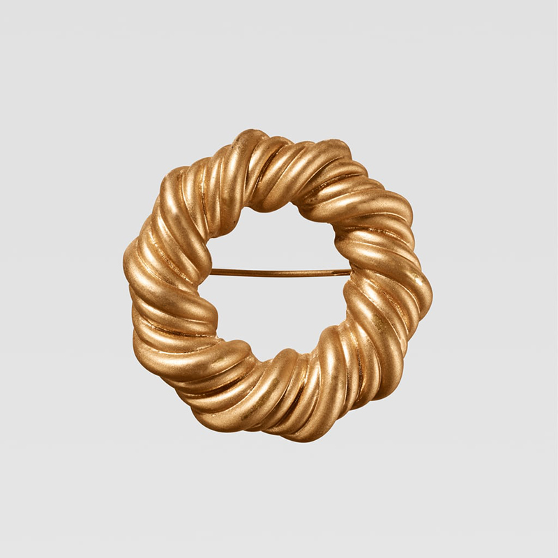 Dvacaman ZA, золотое ожерелье на цепочке, Чокеры для женщин, металлическое круглое звено, массивное ожерелье, s макси панк, модные вечерние ювелирные изделия - Окраска металла: 26