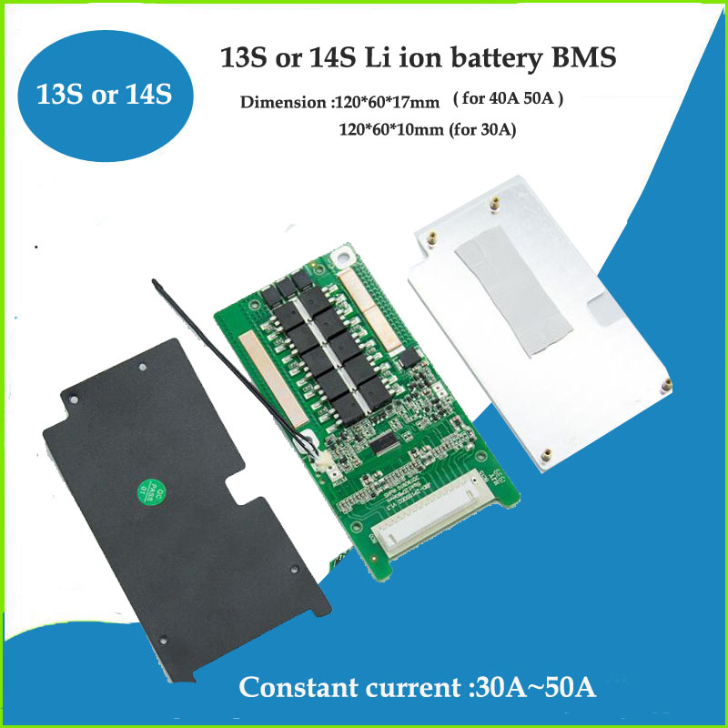 48V PCB with Balance function 30 or 50A