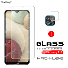 Film-Protector Glass Phone-Screen Samsung A12 for Galaxy