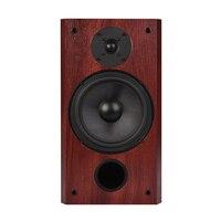 S 084 8 inch HiFi high fidelity fever 2.0 passive classic home living room bookshelf speaker 8201| |   -