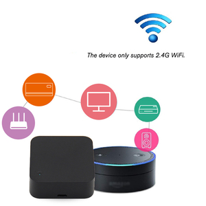 Image 4 - Умный ИК пульт дистанционного управления Wi Fi (2,4 ГГц), инфракрасный универсальный пульт дистанционного управления для кондиционера, ТВ вентилятор, DVD приложение Tuya