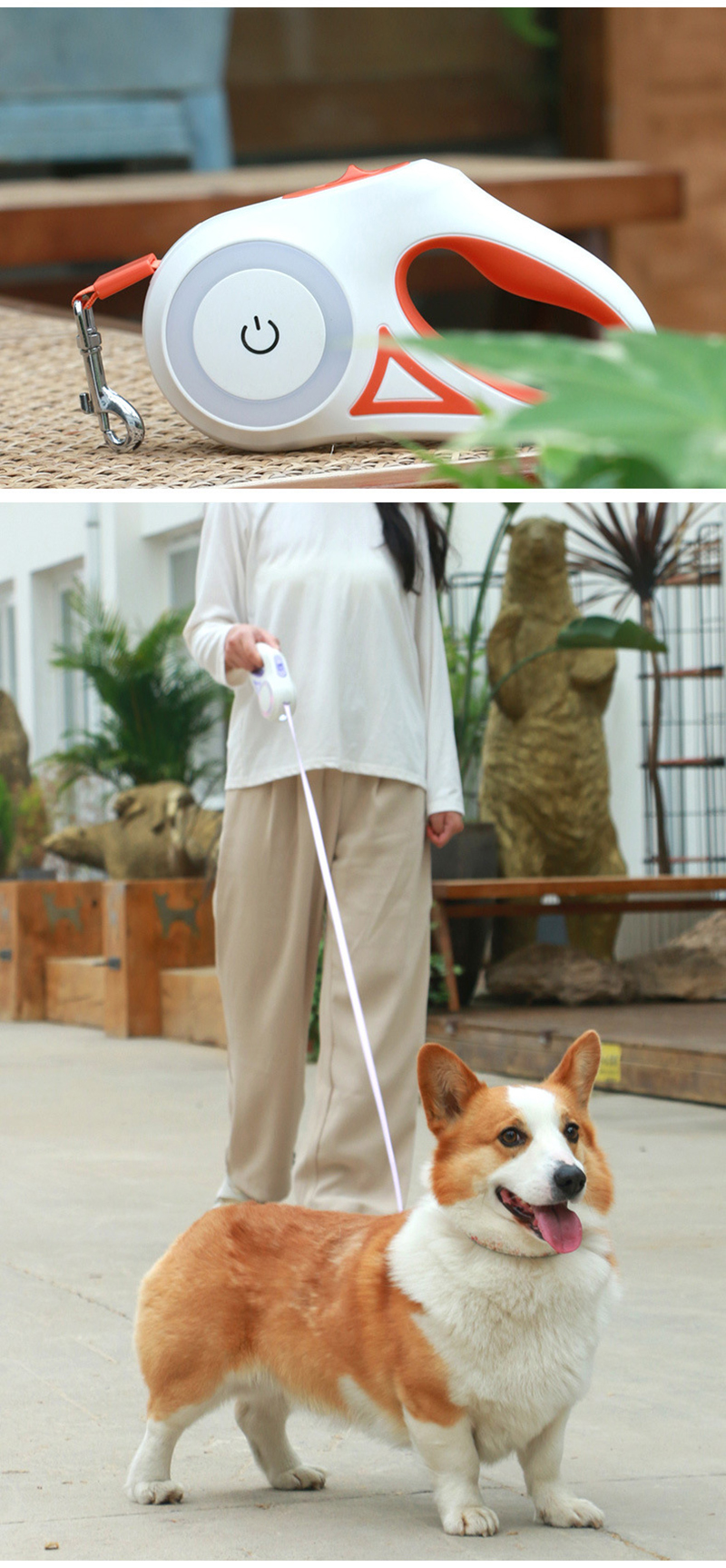Dog-Retractable-Leash-for-any-dog-breed