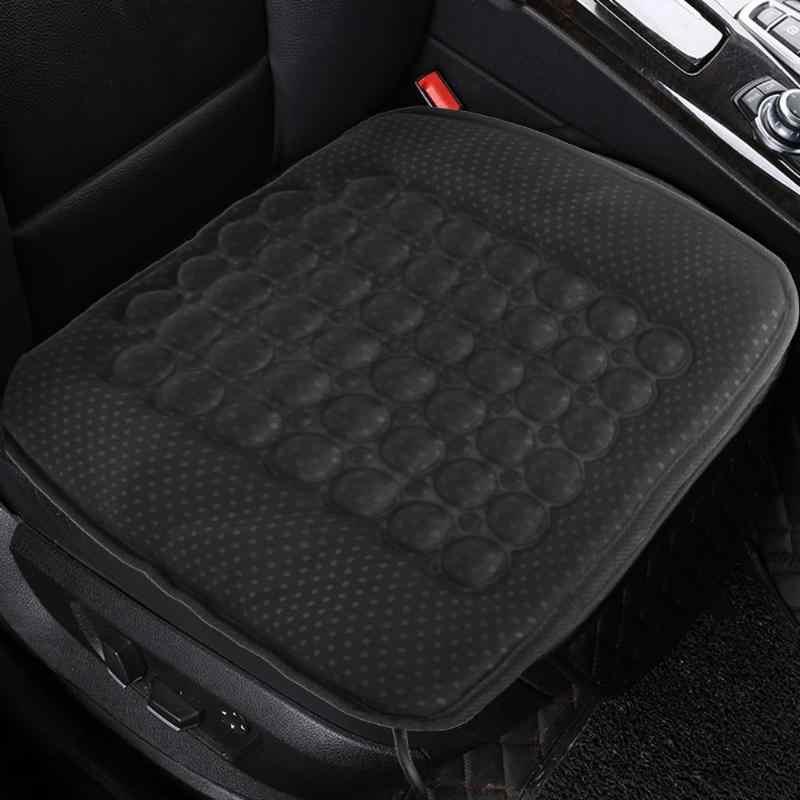 Funda de asiento de coche con calefacción duradera multifunción de invierno funda de cojín de asiento de coche caliente con controlador de alta temperatura baja