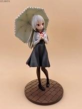 25CM Japanse Anime Ms. vampire die woont in mijn buurt Sophie Twilight Sexy Meisjes skytube 1/7 Schaal PVC Action Figure Speelgoed