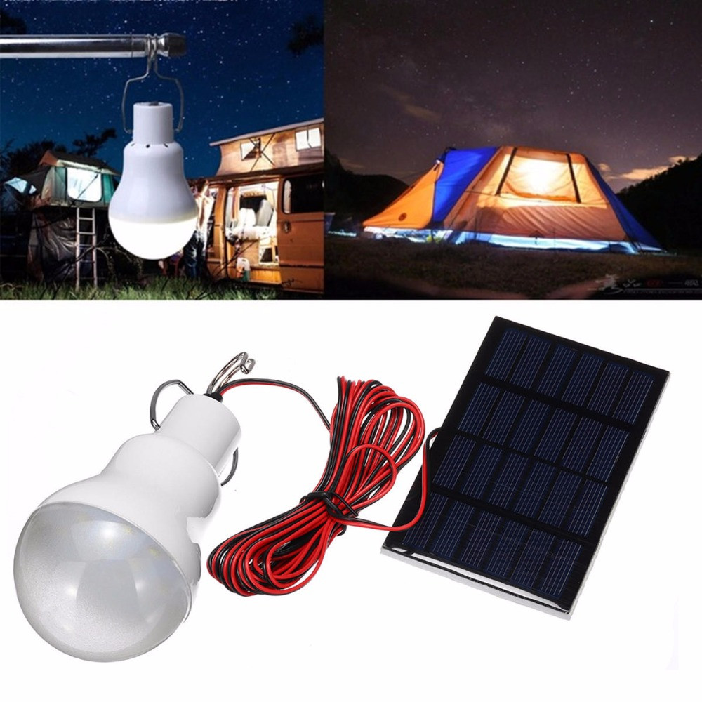 NEW 15W Solar Panel LED Solar Light Solar Power 130lm LED Light Outdoor Solar Lamp Spotlight Garden Light For Outdoor Lighting