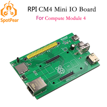 Raspberry Pi CM4, Module d'ordinateur 4, carte MINI IO