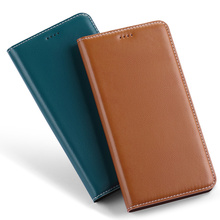 Luxury Genuine Leather Holster Coque Case For OnePl