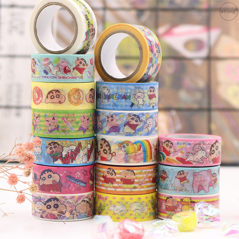 1set/1lot Washi Masking Tapes Anime LaBiXiaoXin Series Decorative Adhesive Scrapbooking DIY Paper Japanese Stickers 5M