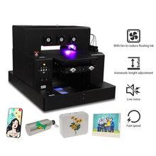 Multifunct a3 УФ принтер с Лаки Ультрафиолетовый планшетный