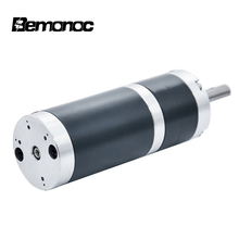 Bemonoc TGX45RGG High Torque Planet DC Gear Motor 12V 24V 4-150 RPM Diameter 45mm DC 12V 24V Planetary Gear Motor with Long LIfe 5d90gn cg 24 high torque dc motor brush 1800 rpm to 3000 rpm speed motor dc12v 24v 90w