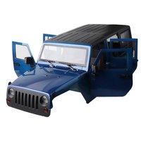 Unassembled 313mm Wheelbase Body Car Shell for 1/10 RC Crawler Jeep Cherokee Wrangle Axial SCX10 & SCX10 II 90046 90047