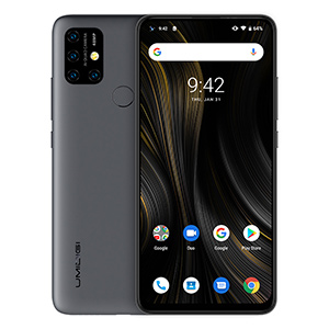 "H9591ffbac5164f6a8fd521cb424aadcfk UMIDIGI Power 3 Android 10 48MP Quad AI Camera 6150mAh 6.53"" FHD+ 4GB 64GB Helio P60 Global Version Smartphone NFC Pre-sale"