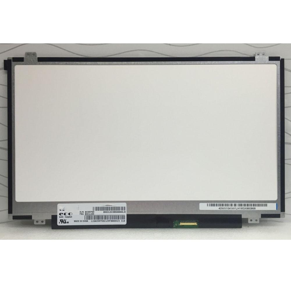 "LAPTOP LCD SCREEN FOR LENOVO 04W3331 14.0/"" WXGA++"