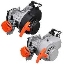 49cc 2 temps tirer le moteur de démarrage moteur carburateur filtre à Air pour Mini poche fusée fosse Quad Dirt Bike ATV