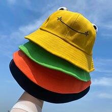 Moda sapo balde chapéu para as mulheres verão bonito outono simples mulher caminhadas ao ar livre praia pesca boné protetor solar feminino sunhat # t2p