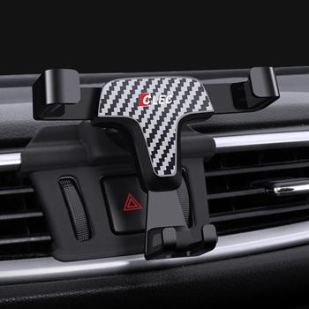 RHD uchwyt samochodowy telefon dla Nissan Qashqai J11 2016 2017 odpowietrznik uchwyt na telefon dla Nissan x-trail Rogue T32 Qashqai 2018 2019 tanie i dobre opinie CN (pochodzenie)