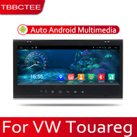 TBBCTEE Car Android System 1080P IPS LCD Screen For Volkswagen VW Touareg 2003 2010 Car Radio Player GPS Navigation BT WiFi AUX